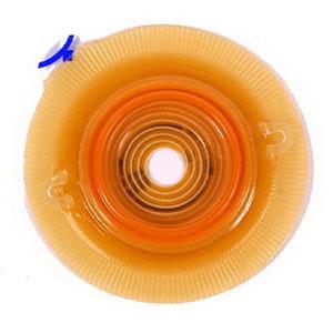 """Assura 2-Piece Cut-to-Fit Convex Light Standard Wear Skin Barrier 5/8"""" - 1-1/4"""" 6214262"""