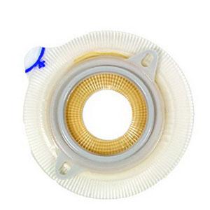 "Assura 2-Piece Cut-to-Fit Convex Light Extra-Extended Wear Skin Barrier 5/8"" - 1-3/4"" 6214283"