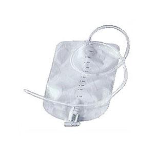 Coloplast Assura® Urostomy Night Drainage Bag with Anti-Reflux Valve 2,000 mL 6221365