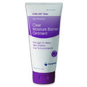 Critic-Aid Moisture Barrier Ointment 2-1/2 oz. Tube 627566