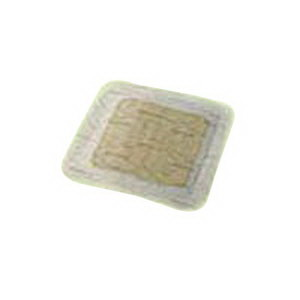 """Biatain Ag Adhesive Foam Antimicrobial Dressing With Silver 5"""" x 5"""" Square 629632"""