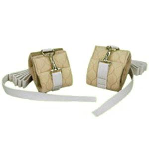 "Heelbo® Limbo Snap Hook Limb Restraint, Latex-Free, Large/XL, 2-1/2"" x 3"" 6412069"