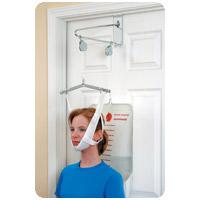 DMI Overdoor Cervical Traction 20lb, Vinyl Water Bag 642014