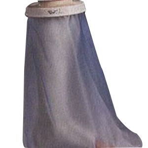 "DMI Pediatric Medium Leg Cast and Bandage Protector with Ring 18"" 646587"