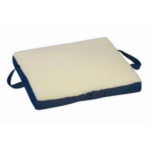 Gelcare III Flotation Cushion w/Cover,16 X 18 X 2 647631