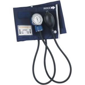 Mabis Economy Aneroid Sphygmomanometer, Latex-Free, Adult 6609149011