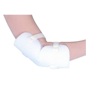 Mabis DMI Heel/Elbow Protector with Two Straps 6655580751900