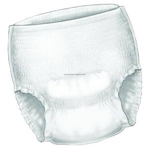 "Sure Care Protective Underwear X-Large 48"" - 66"" 681625"