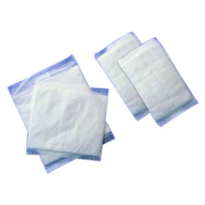 """Curity™ Abdominal ABD Pad Dressing with Wet-Pruf™ Barrier XL, 12"""" x 16""""  6830066"""