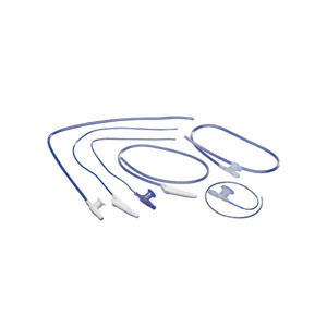 Kendall Suction Catheter with Safe-T-Vac™ Valve, 14Fr 6831420