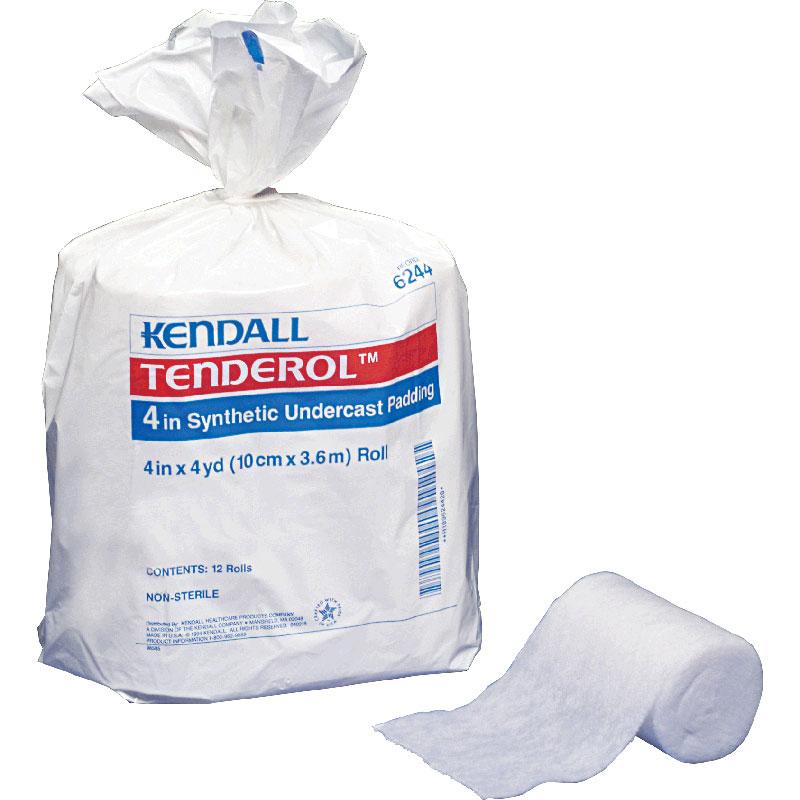 "Tenderol Synthetic Undercast Padding 4"""" x 4 yds. 686244"