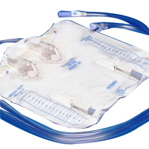Curity™ Bedside Drainage Bag 4000cc, without Anti-Reflux Device CSR 686261