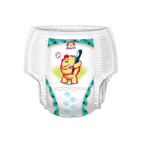 Curity™ Runarounds Boy Training Pants, 2T/3T, 18-34 lbs  6870063BA
