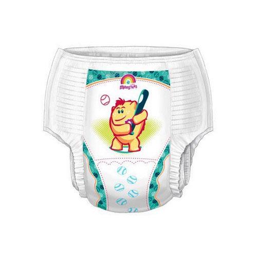 Curity Runarounds Boy Training Pants Medium Under 34 lbs. 6870063BA