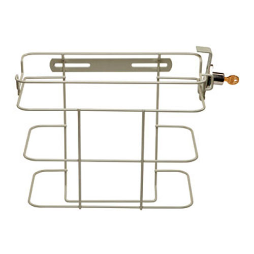 SharpSafety Locking Bracket For 2 & 3 Gallon In Room Sharps Containers 688528C