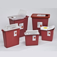 Kendall Multi-Purpose Sharps Container .5 gal 688920SA