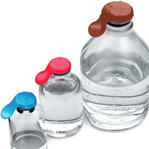ChemoPlus™ IVA™ Seal for 28mm Top Bottles and Piggyback Containers 68CP3001