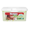 HUGGIES Natural Care Fragrance Free Baby Wipes 6939301