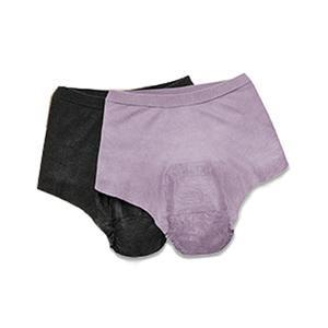 Depend Silhouette Incontinence Underwear for Women, Maximum Absorbency, L/XL, Pink & Black 6950981
