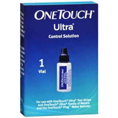 OneTouch Ultra 1-Vial Control Solution 70021416