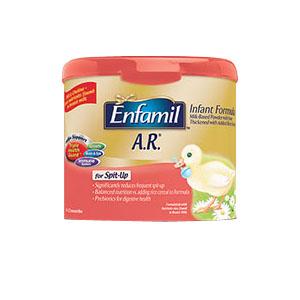Enfamil A.R.® Infant Formula Powder 21.5 oz Tub 75020136