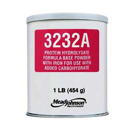 Metabolic 3232 A Protein Hydrolysate Powder, 1 lb. Can 75042521