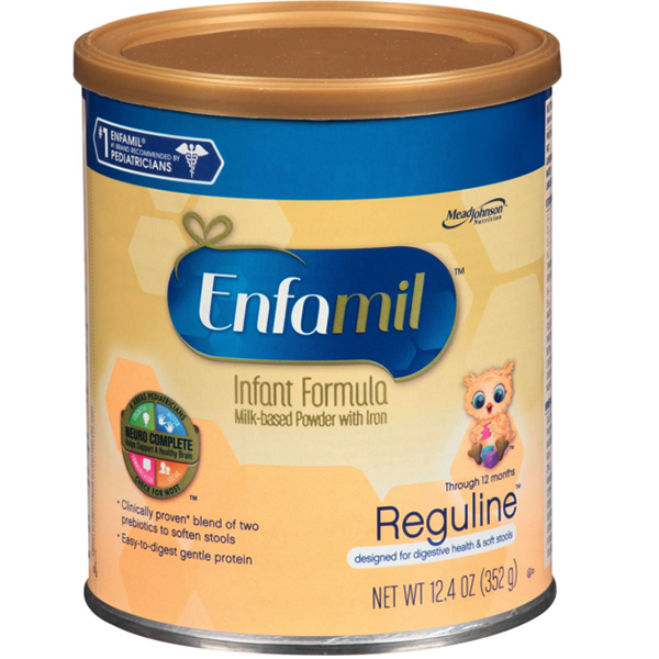 Enfamil® Reguline™ Infant Formula, Powder, 12.4 oz Can 75167002
