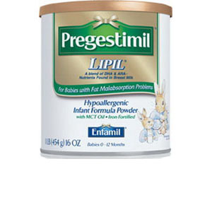 Enfamil Pregestimil with Lipil Powder 1 lb. Can 7536721