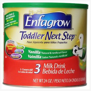 Enfagrow Toddler Next Step Powder 24oz Can, Vanilla 75869217
