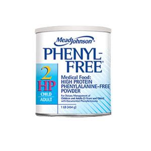 Phenyl-Free 2 Hp, Non-GMO Formula, Vanilla Scent 75891401