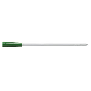 """Coloplast Self-Cath® Coude Intermittent Catheter with Guide Strip 8Fr, 16"""" L, Funnel End, Latex-free 76608"""
