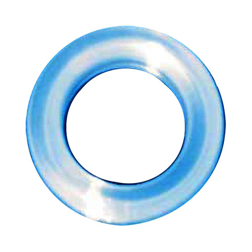 "Nu-Hope Colostomy O-Ring Seal, Silicone, 2-1/2"" Stoma, Large 79707000XXRNG"