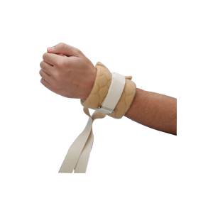 """Posey Limb Holder Deluxe Quilted 12-1/4"""" L x 3-3/4"""" W Cuff, 6"""" to 10"""" Size 822541"""