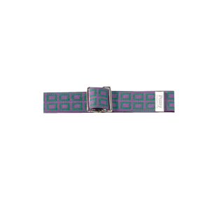 "Posey Gait Transfer Belt 51"" Standard, Lavender, Metal Buckle, Nickel-Plated 8265252"