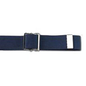 "Posey Company Posey Gait / Transfer Belt 54"" Length, Navy, Nickel-plated 826528"