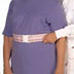 "Posey Company Gait Belt with Quick Release Buckle Standard Up to 52"", Pastel Bouquet, Nylon Buckles 826531Q"