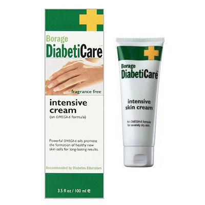 Salk DiabetiCare™ Intensive Skin Cream, 3.5 oz 8440315