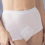 HealthDri Cotton Ladies Moderate Panties Size 12 84PMC012