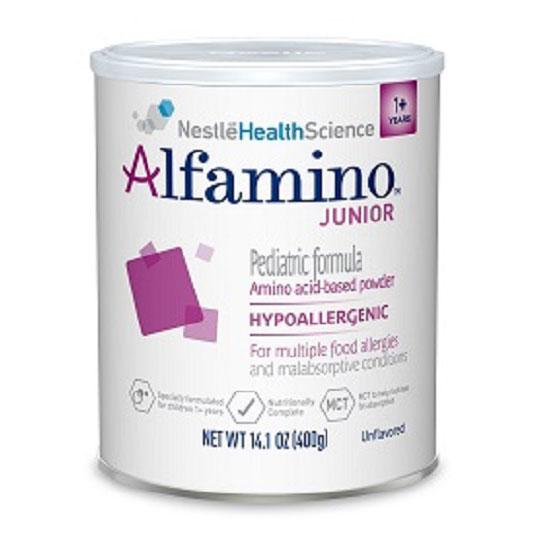 Nestle Alfamino™ Junior Amino Acid Powder Formula, 14.1 oz. Canister 851303478796