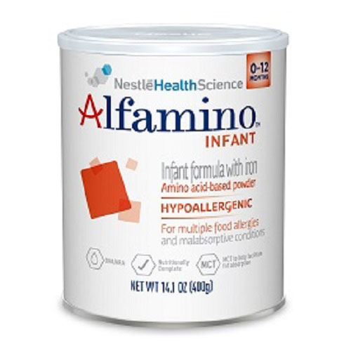 Alfamino Infant Unflavored Powder 14.1 oz. 851303478822