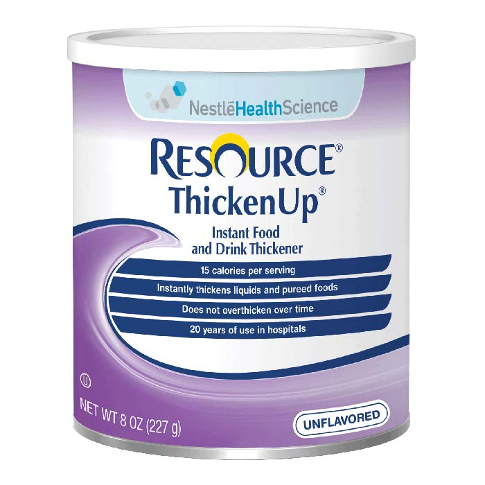 Resource Thickenup Instant Unflavored Food Thickener 8 oz. Can 85225100