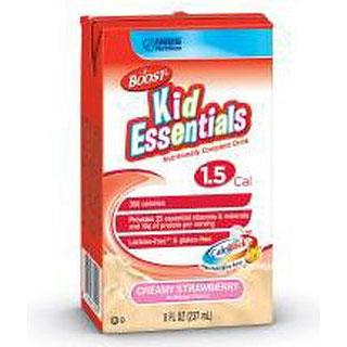 Boost Kid Essentials 1.5 Nutrition Strawberry Flavor 8 oz. 8533590000