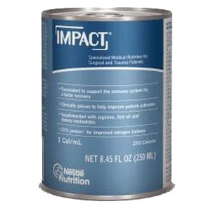 Impact Specialized Medical Nutrition Liquid 250mL Can 85358100