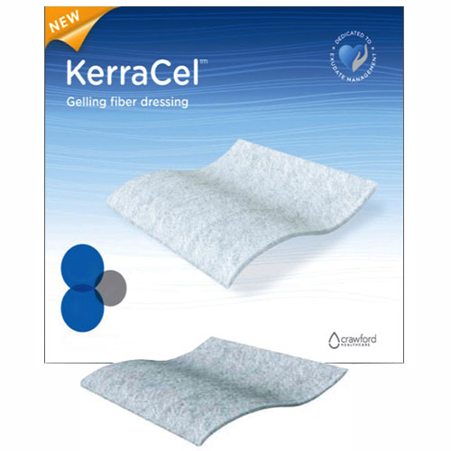 "Kerracel Absorbent Dressing, 4"""" x 5"""" 87CWL1033"