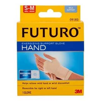 FUTURO Energizing Support Glove, Small/Medium 8809183EN