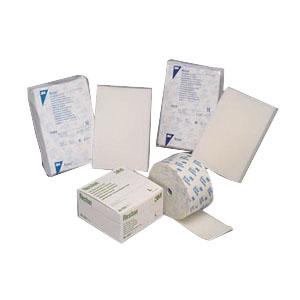 "Reston Self-Adhering Foam Dressing Pad 11-3/4"""" x 7-7/8"""" 881561H"