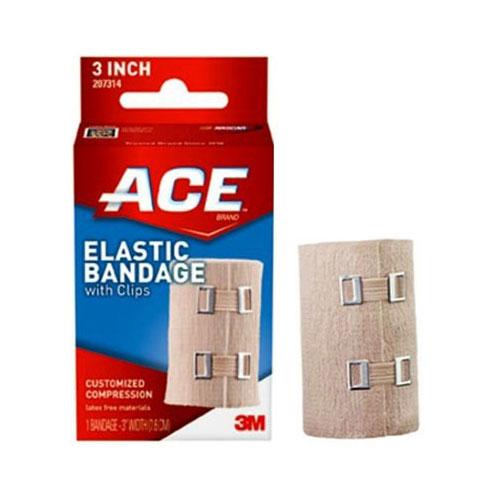"""Ace Elastic Bandage, 3"""""""" 88207314"""