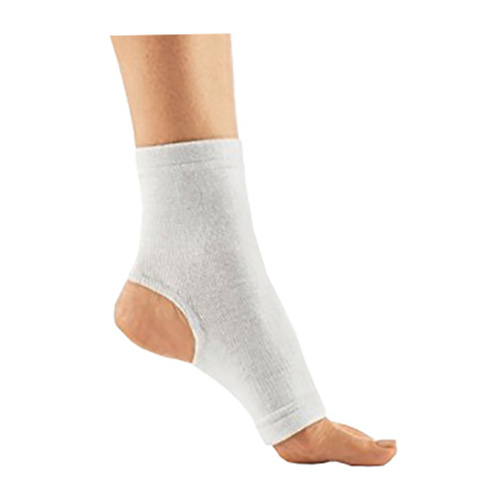 Futuro Compression Basics Elastic Knit Ankle Support, Large 883302EN