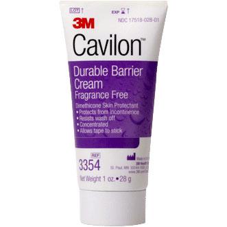Cavilon Durable Barrier Cream, 1 oz. Tube 883354