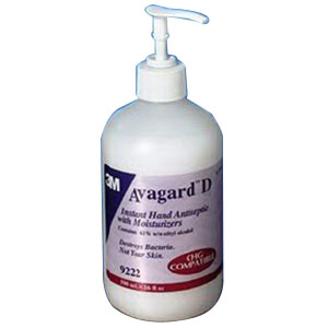 Avagard Instant Hand Antiseptic, 16.9 oz. Bottle 889222